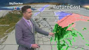 Overnight showers: April 8 Manitoba weather outlook (01:34)