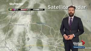Edmonton weather forecast: Thursday, November 12, 2020 (03:12)