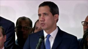 Venezuela's Juan Guaido accuses socialist government of 'militarizing' parliament