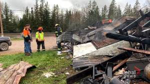Long-standing business in Petitcodiac destroyed by fire (01:51)