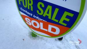 Some N.B. homes selling for more than 30% above the asking price (02:14)