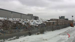 What to do with Quebec's ongoing recycling crisis