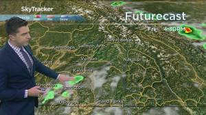 Kelowna Weather Forecast: July 28 (03:26)