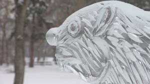 Deep Freeze: A Byzantine Winter Fête reinvented to offer safe winter fun (01:27)