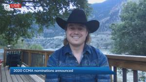 Calgary-based country musician Jade Eagleson nominated for 3 CCMAs