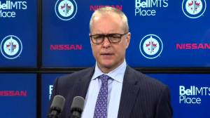 RAW: Winnipeg Jets Paul Maurice Post Game Reaction – Nov. 12