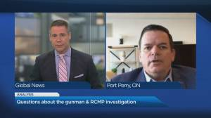 The challenges RCMP will face profiling the Nova Scotia mass shooter