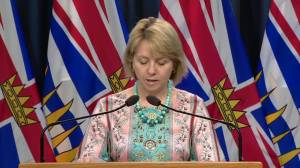 B.C. health officials confirm 12 new cases of COVID-19, 3 additional deaths (02:38)