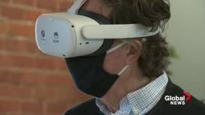 Health Matters: Virtual reality simulates the reality of diabetic vision loss (02:49)