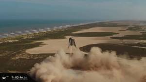 SpaceX Starhopper, prototype intended for Mars, completes final test flight