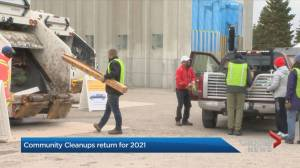 City of Calgary launches 2021 Community Cleanup program (03:52)
