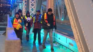 Bear Clan Patrol hits Calgary streets