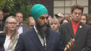 Federal Election 2019: Singh calls allegations that Conservatives hired Warren Kinsella to spread misinformation 'troubling'
