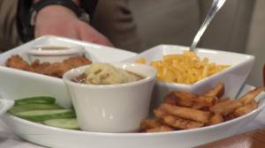 The Tir Nan Og Irish pub shows its kid-friendly menus
