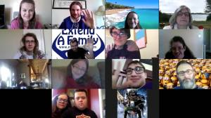 Kingston's Extend-A-Family takes their programmes on-line (05:41)