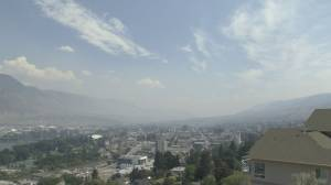 B.C. wildfires: Kamloops air quality, Lytton evacuee bus tour, Sparks Lake update (03:13)
