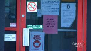 New Brunswickers question whether hair salons, spas are essential services (01:52)