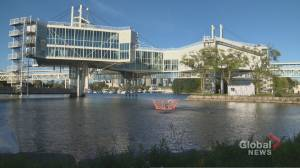 Ford government unveils plans for Ontario Place (01:51)
