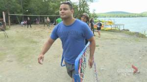 Dawson College students making a difference at Camp Weredale