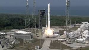 First U.S. Space Force mission underway with launch of Atlas 5 rocket