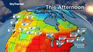 Winnipeg weather outlook: May 21 (02:04)