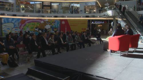 Richmond mall battles COVID-19 misinformation with facts | Watch News Videos Online