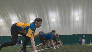 Edmonton's all female tackle football division expands with the addition of a new team