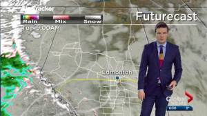 Edmonton weather forecast: Oct. 14