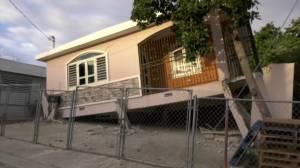 5.8 magnitude earthquake strikes Puerto Rico, damages multiple homes (01:33)