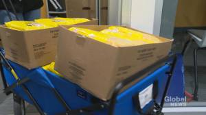 Community responds quickly to call for help from University of Calgary foodbank