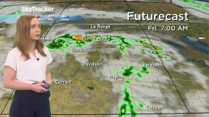 Heat continues, thunderstorms possible: August 20 Saskatchewan weather outlook