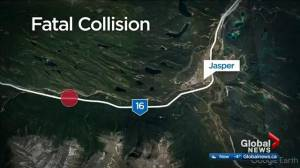 Teenage girl from Vancouver killed in 2-vehicle Jasper National Park crash