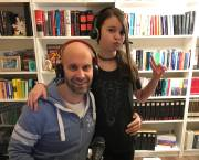 Play video: Dad-daughter duo creates podcast to teach criminal law to kids