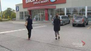 COVID-19 testing begins at 60 pharmacies across the province (02:10)
