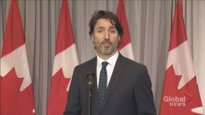 Trudeau says his government has been 'engaging' with opposition leaders throughout pandemic