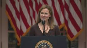 U.S. Senate prepares to battle over SCOTUS nominee Amy Coney Barrett