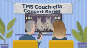 TMS Couch-ella: Canadian country star Tim Hicks preforms 'Wreck This Town'