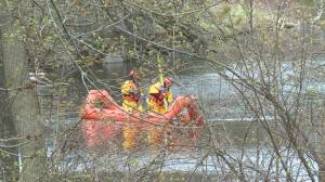 Man found in Napanee River was in medical distress before death: deputy fire chief