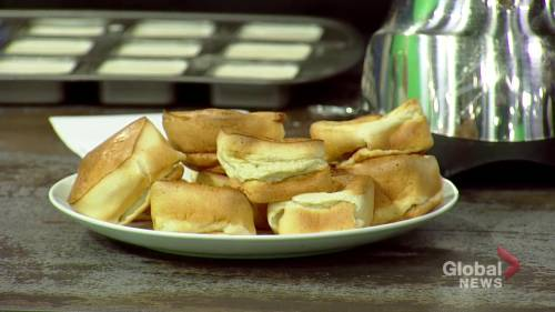 Fabulous fall recipes: Lisa MacGregor whips up her family's no-fail yorkshire pudding recipe | Watch News Videos Online