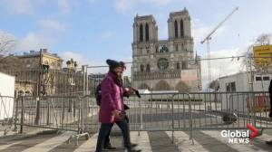 No Christmas at Notre-Dame cathedral, first in 200 years
