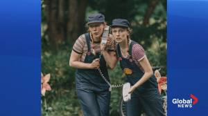 Gale Force Theatre preps last show for wee ones in Public Gardens (06:02)