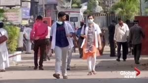At least six suspected coronavirus cases emerge in India