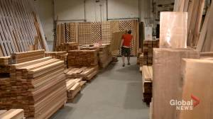 Lumber prices soar and could increase as summer approaches (02:00)