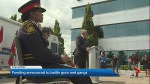 Feds give Ontario $54 million to combat gun and gang violence