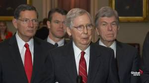 McConnell says it's 'way too early' to determine how Senate impeachment trial could happen