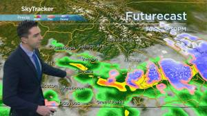 Kelowna Weather Forecast: May 12
