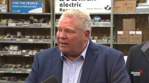 Federal Election 2019: Ford says he told Scheer he's 'not getting involved' in campaign