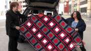 Play video: Calgary Cares: Warm the Homeless non-profit helping Calgary's most vulnerable people