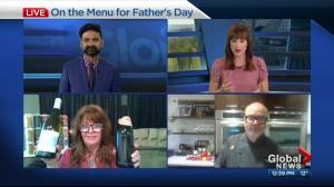 Sips and sides to take the stress out of Father's Day food (06:13)