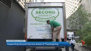 Annual Second Harvest Turkey Drive needs help (02:09)